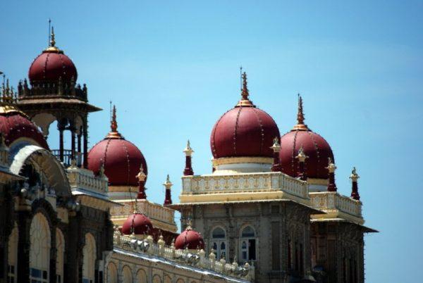 Itinerario nell'India del sud: il palazzo di Mysore
