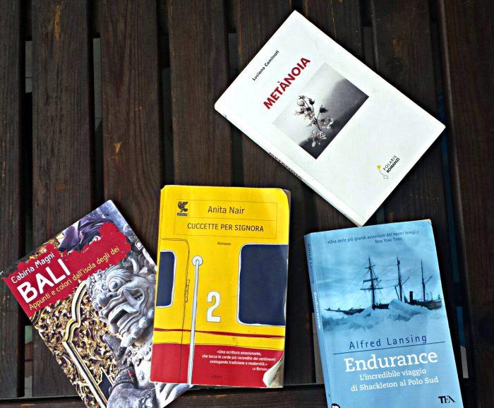 libri di viaggio: le letture di maggio 2016