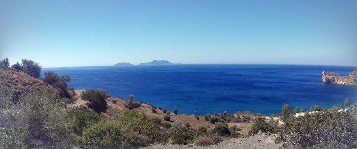 The beaches of Crete: Finikidia