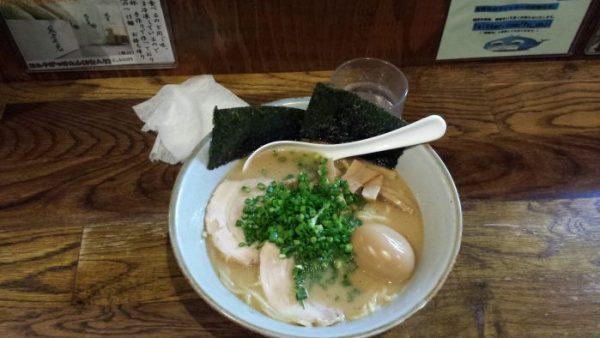 Ramen in Tokyo: Fuunji