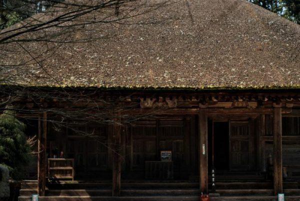 Chojuji temple