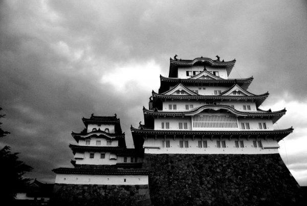 Visitare il castello di Himeji