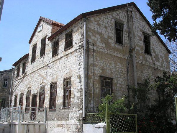 Vecchia casa della colonia tedesca