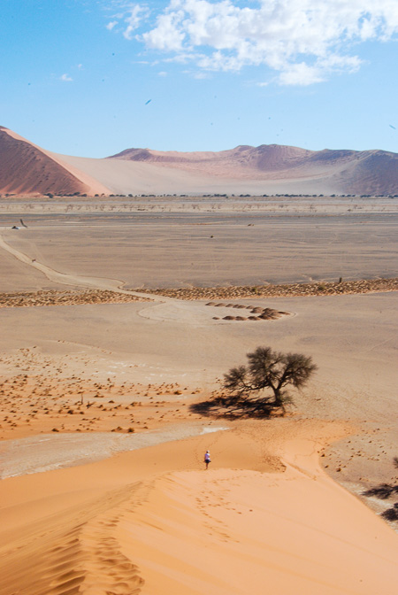 Duna 45 Sossusvlei, Namibia