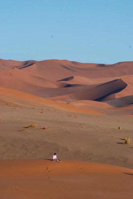 Le dune di Sossusvlei, Namibia