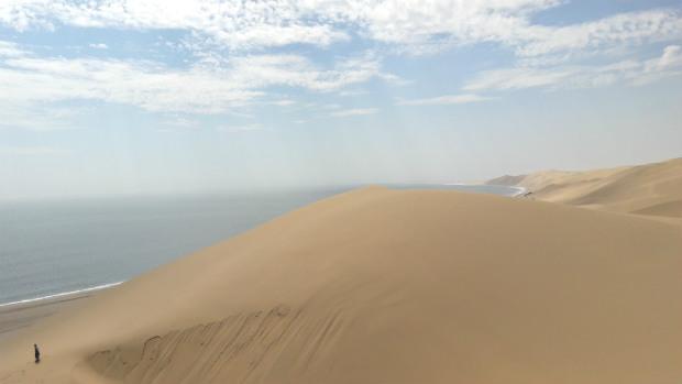 Le dune di Sandwich Harbour, Namibia