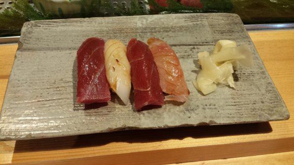 Sushi, Kyotatsu, Narita airport