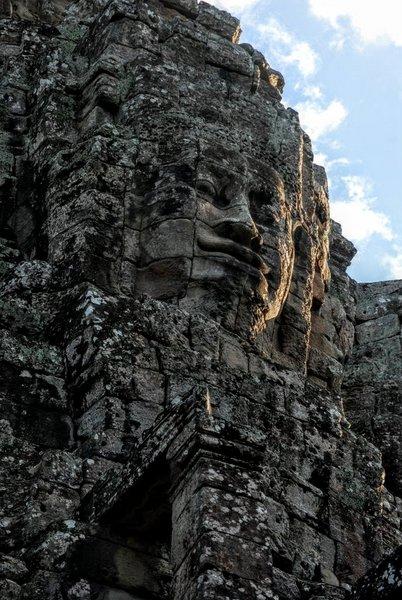 Bayon, complesso di Angkor, Cambogia