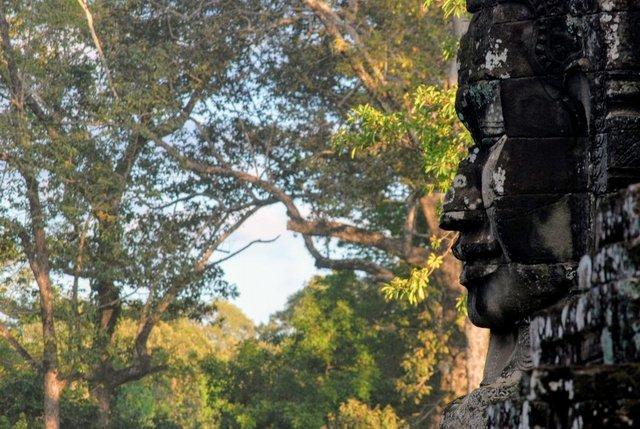 Il Bayon, Angkor