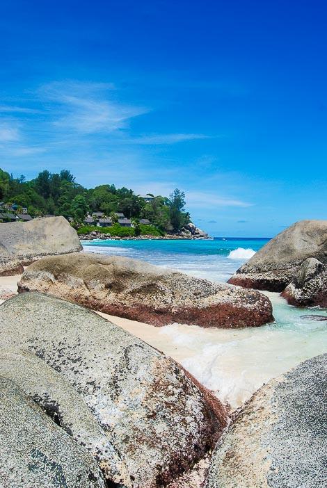 Carana Beach, Mahé