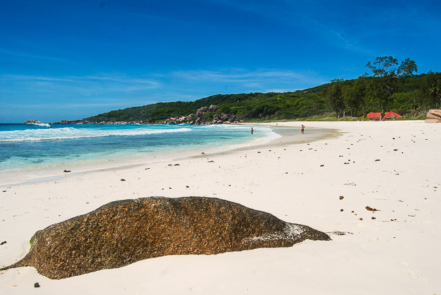 Grand Anse, a La Digue