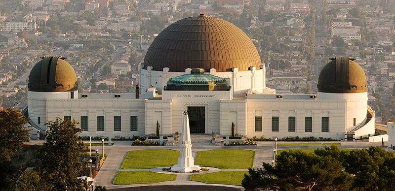cosa vedere a Los Angeles: il Griffith Observatory e il suo panorama