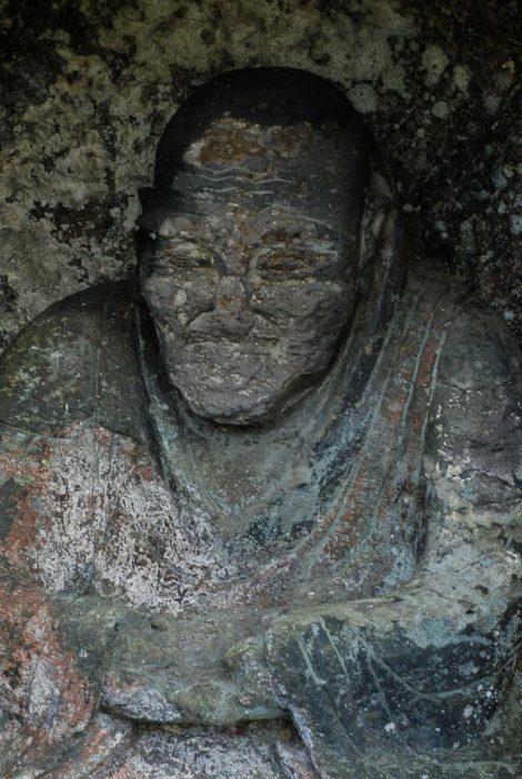 Renjo-hoshi, sculptor of the Buddhas