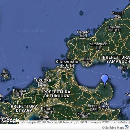 La penisola di Kunisaki