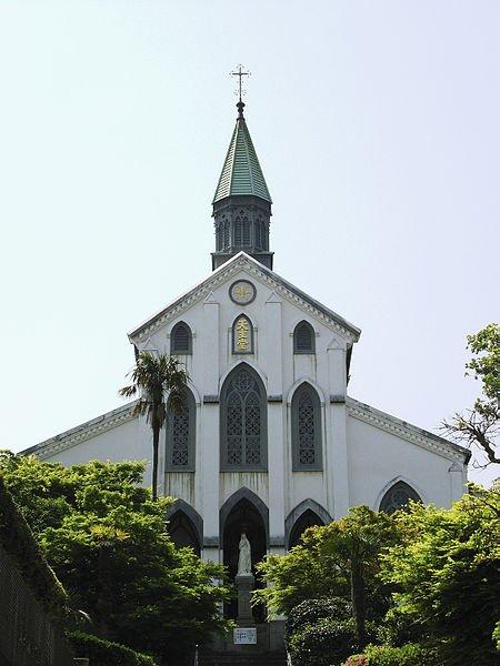 Cosa vedere a Nagasaki: chiesa di Oura, Nagasaki