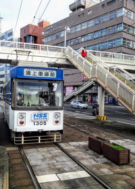 Fondamentali per visitare Nagasaki: i tram