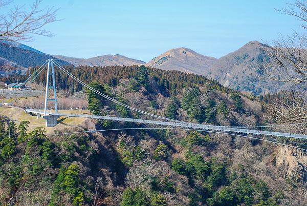 Kokonoe Yume Otsurihashi, ponte sospeso