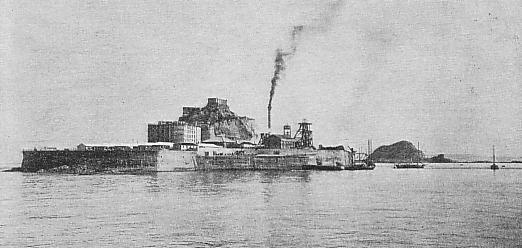 Gunkanjima nel 1930