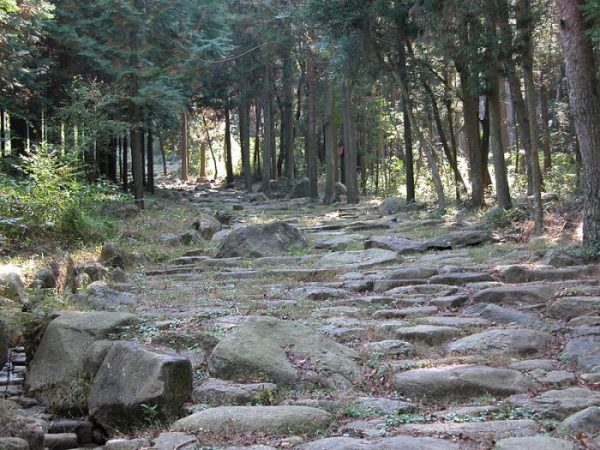 Trekking in Giappone: il Nakasendo