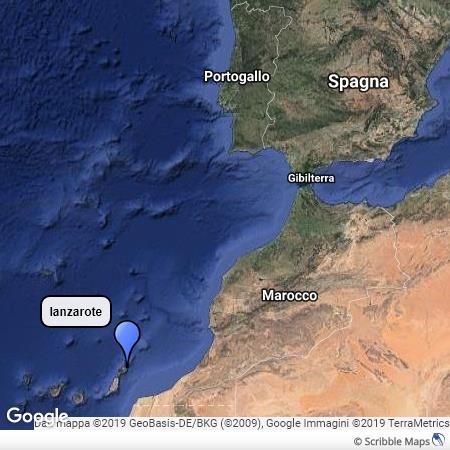 Lanzarote è qua