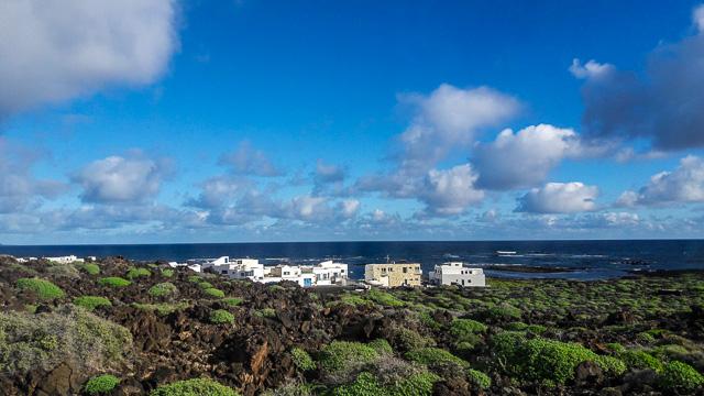 Viaggio a Lanzarote: le case di Arrieta