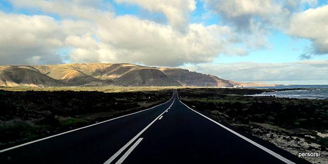 Una strada di Lanzarote (2018)