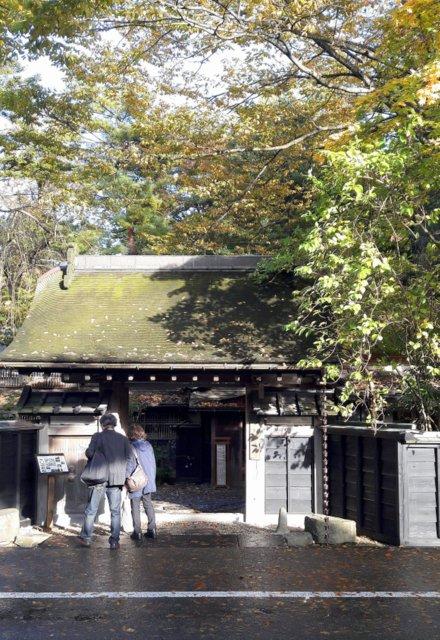 Visitare Kakunodate, una casa di samurai