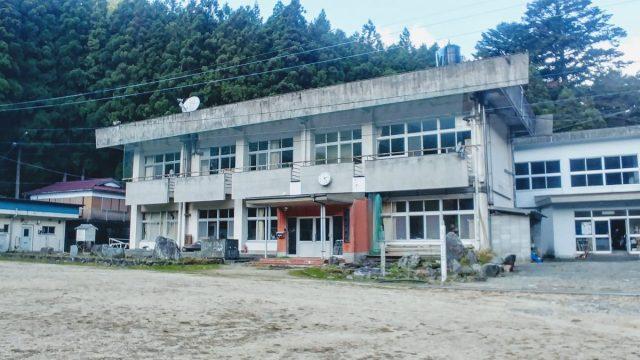 La vecchia scuola di Nagoro