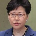 Carrie Lam, Governatore di Hong Kong