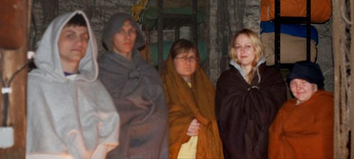 Tajemní velmistři Citadely.