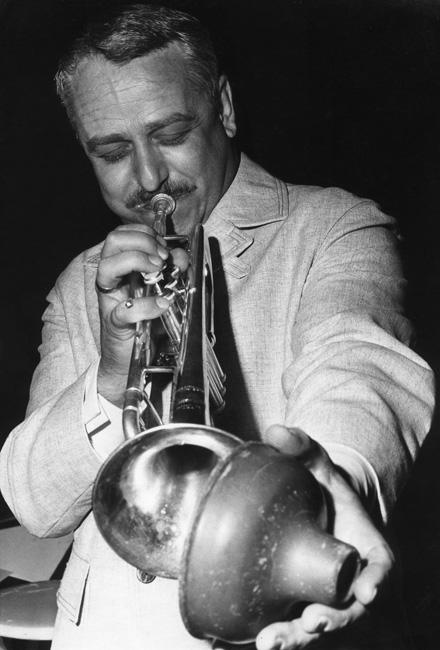 Ericson, Rolf – trumpetare, flügelhornist – OrkesterJournalen