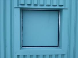 Produksjon Hulltakting Omramming Montering av isolert skyveport