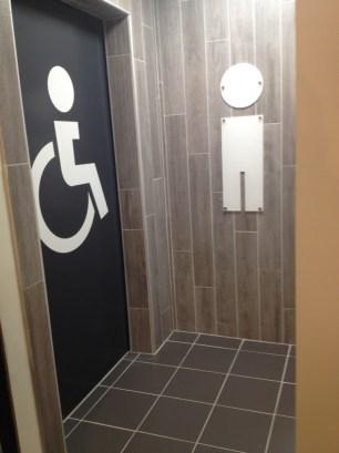 Sanitæranlegg OTI: Handicap - og herretoalett