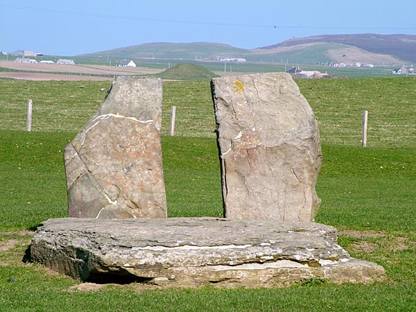 Maeshowe Connection?