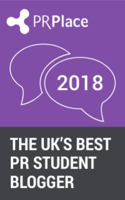 UK's Best PR Blogger 2018