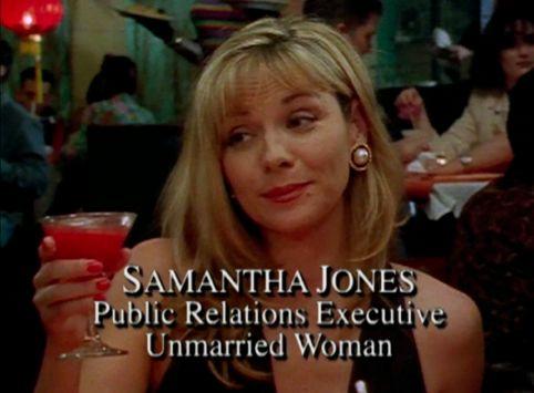 Samantha Jones PR