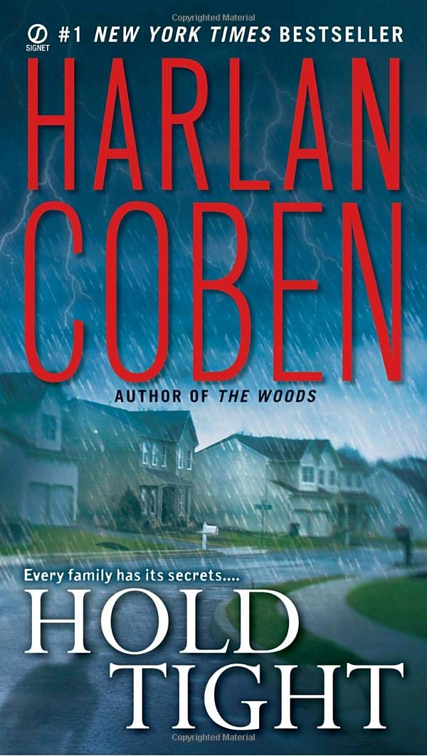 Hold Tight Harlan Coben