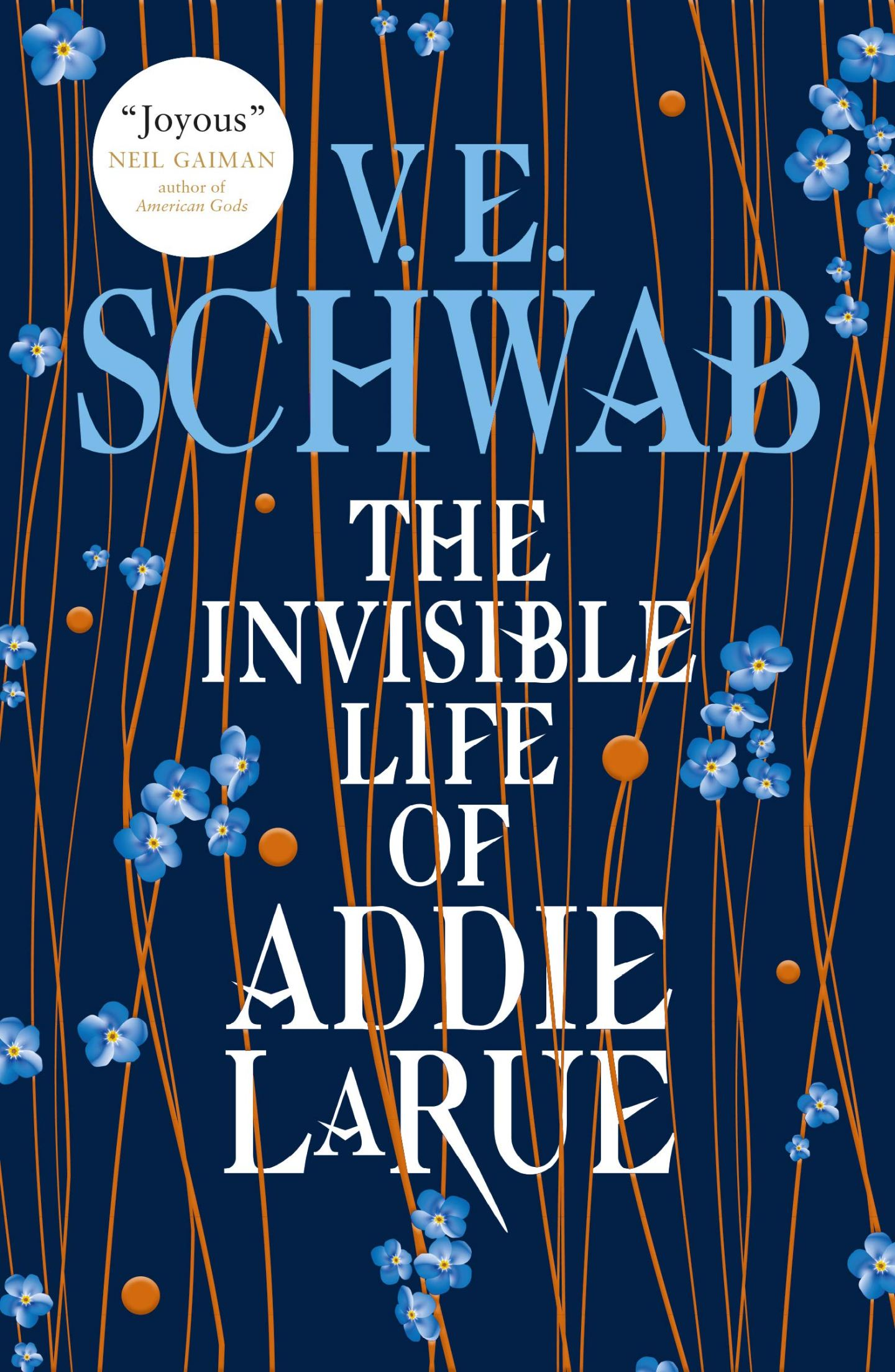 The Invisible Life of Addie LaRue V.E. Schwab