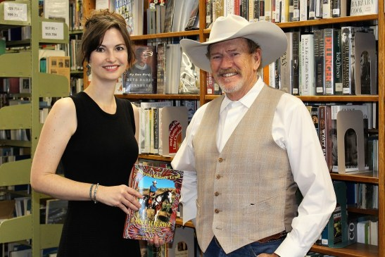 Cowboy Poet Larry Maurice 3ab