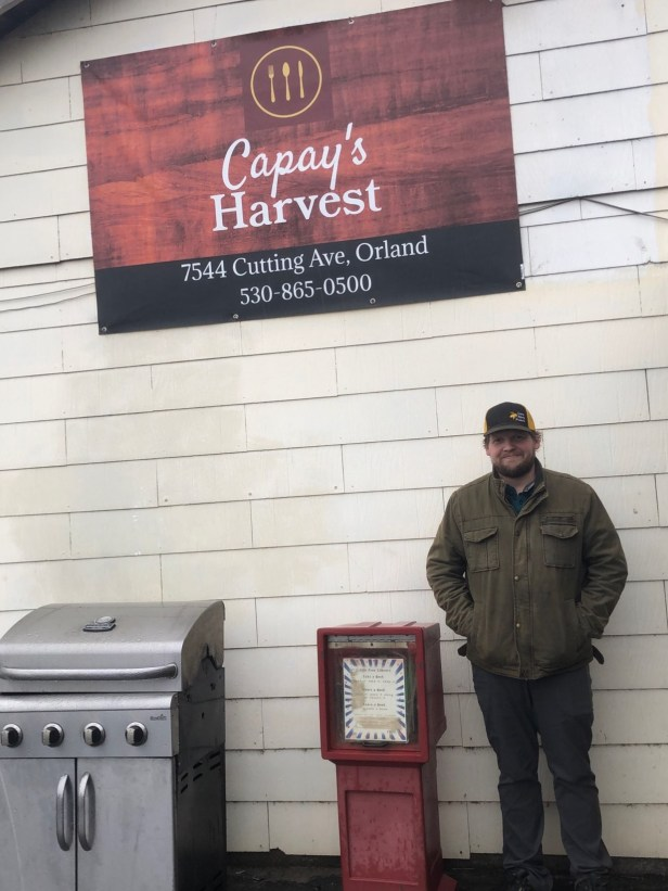 capay's harvest little library
