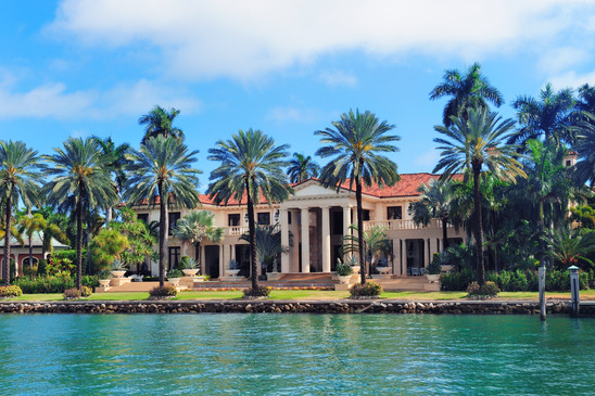 Millionaires Row in Dr Phillips