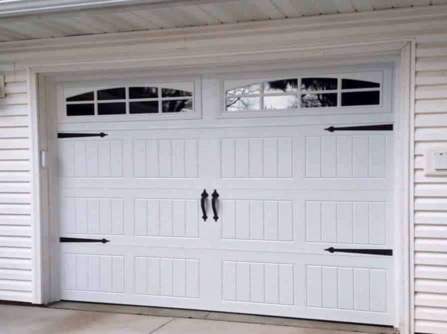 garage door roller replacement