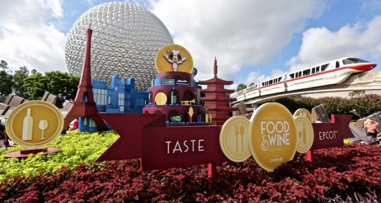 Image result for food & wine epcot