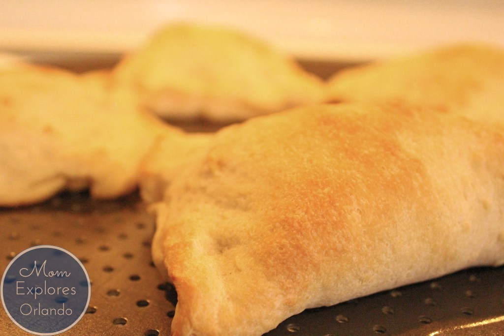 Homemade Calzones | Mom Explores Orlando