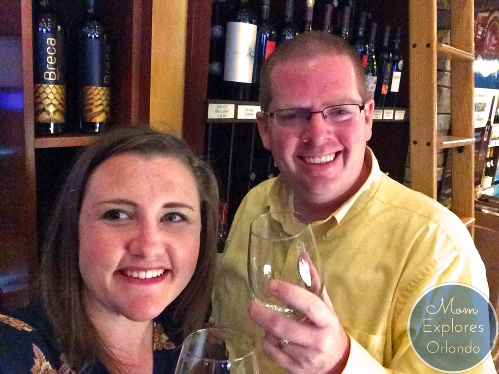 Fancy Date Night: Ravenous Pig and the Wine Room | Mom Explores Orlando
