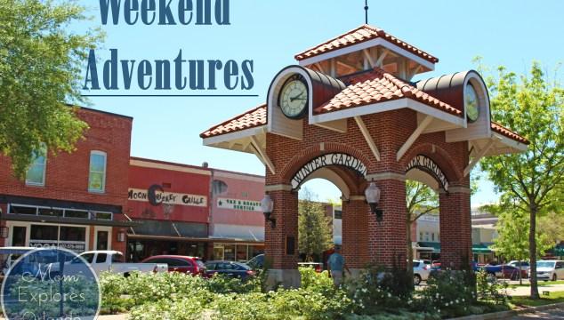 Weekend Adventures: April 8-10, 2016