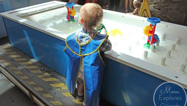 Fun for ALL Ages at the Orlando Science Center