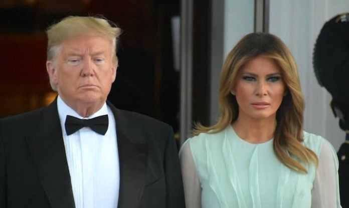 Trump tweets he and Melania test positive for COVID-19