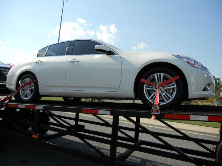 Auto Shipping Process