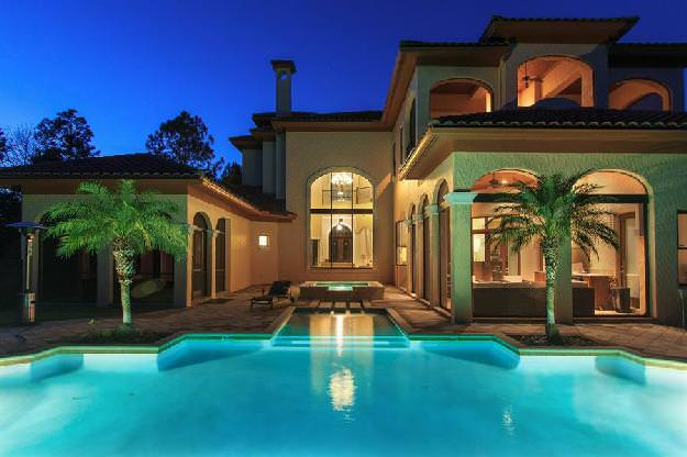 Orlando million dollar mansions are available with 5 000 for Houses for sale under 5000 dollars